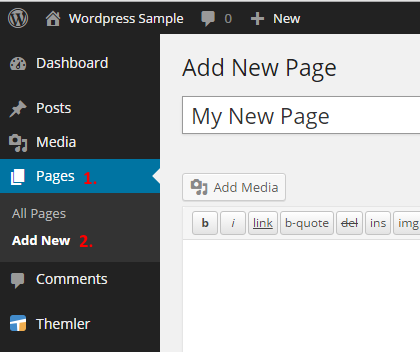 how to add an iframe to wordpress page